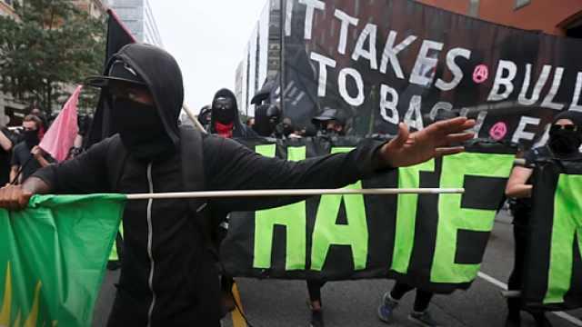 被指美国暴乱背后的煽动者,Antifa组织是什么?