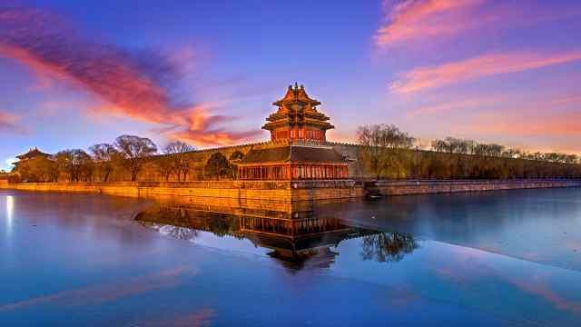 你知道故宫孤零零的角楼,住着皇帝们从天上请来的保护神吗?