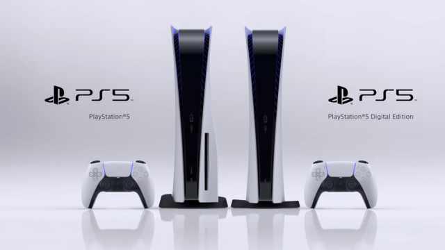 索尼PS5双版本发布,千年旧饭GTA5护航