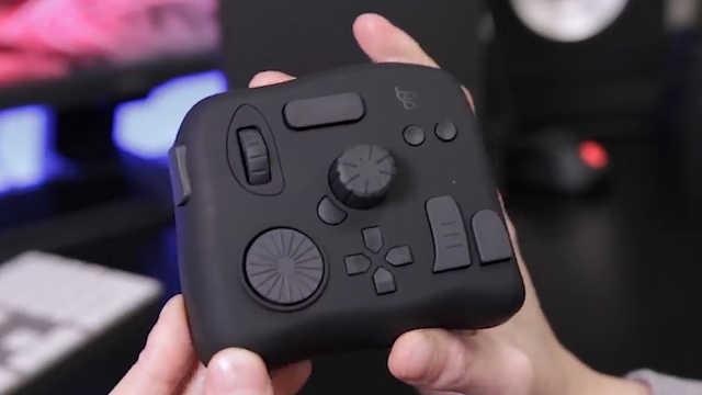 这款手柄不能打游戏,但它却是设计师的神器