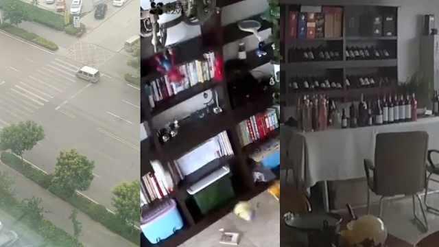 唐山突发5.1级地震,消防火速赴震中救援:未接到人员伤亡报告