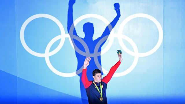 菲尔普斯制作纪录片抨击美国奥委会:拿我们当流水线产品
