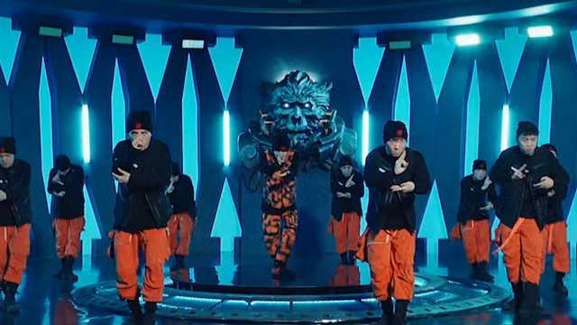 王嘉尔《这!就是街舞第三季》队长舞蹈秀,舞台狙击王