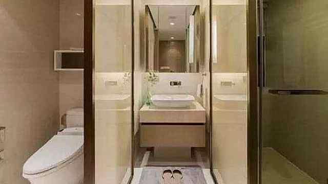 卫生间还在纠结干湿分离?日本家庭早已三式分离!