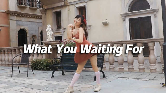 猫季翻跳 SOMI《What You Waiting For》,活力四射