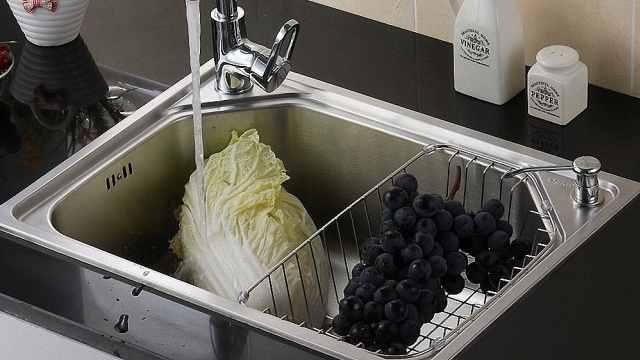 厨房水槽选单槽还是双槽?