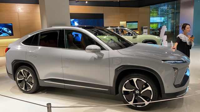 蔚来首款轿跑SUV EC6背后是怎样的设计理念?