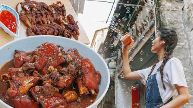 重游广东老街旧时光,复刻脑海里最好吃的粤菜