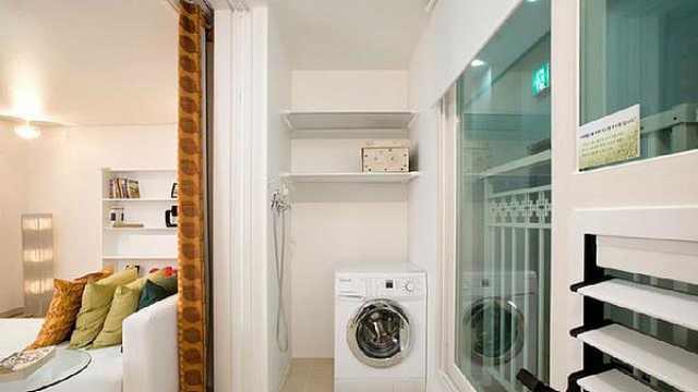 洗衣机到底放哪比较好?常用的3处一比较,优劣一目了然!