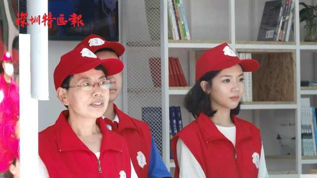 """龙华文明实践志愿服务u站揭牌,打造""""1+9+N""""志愿服务队伍"""