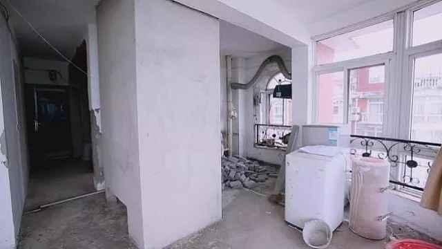 82㎡旧房改造,设计师如何化腐朽为神奇