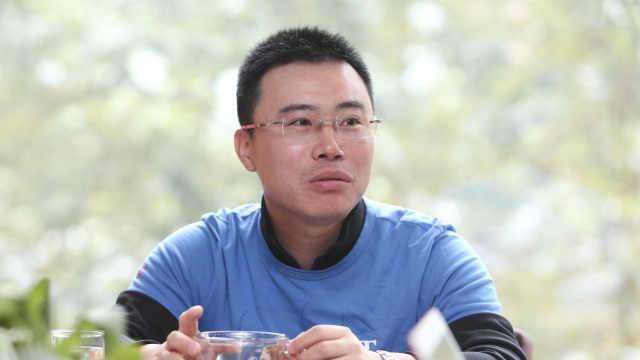 王欣谈创业者抑郁自杀:少年得志并不是好现象