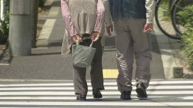 日本65岁以上老人数量创新高 ,占总人口近三成