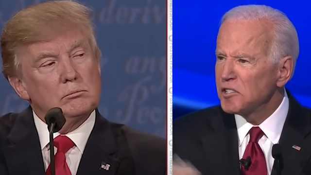 2020美国总统竞选辩论今天开始,拜登对战特朗普有何看点?