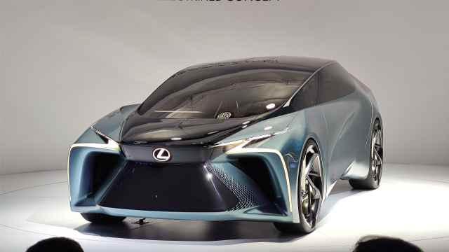 据说这款车代表了丰田章男对汽车的最新思考