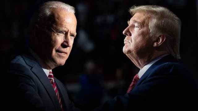 """美国大选辩论开场陷入混乱,特朗普频频插嘴拜登怒呛""""闭嘴"""""""