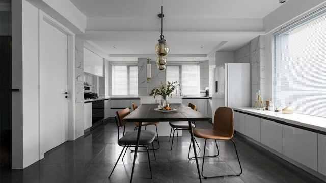 新房入住一年,说说我的开放式厨房使用感受!
