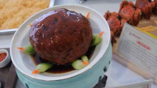 香悦食博,醉美淮安的清江浦区特色美食