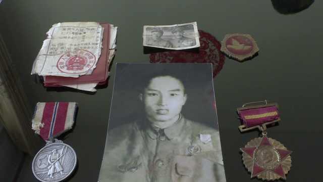 抗美援朝老兵录|92岁老兵曾赴朝2年,救伤员时救起1名朝鲜遗孤