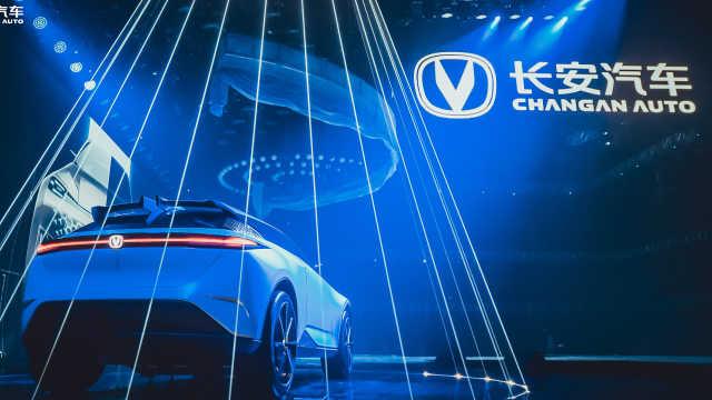 国家队进场!长安汽车联合华为宁德时代打造高端智能汽车品牌