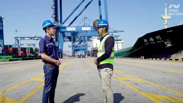 绿色智能科技带动经济发展,天津港是如何做的?