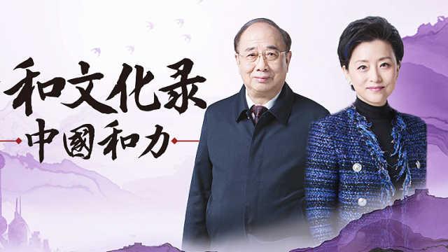 《中国和力》 赵启正:上海一枝独秀不行,要发展城市群(2)