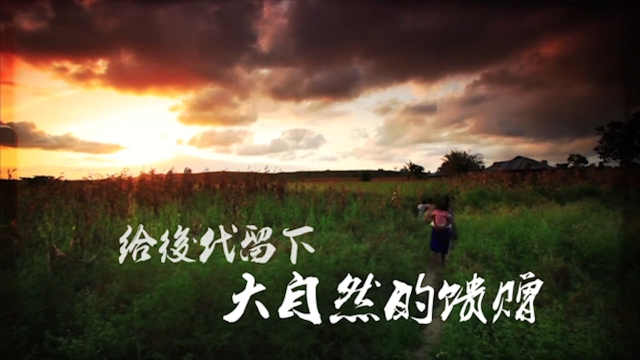 刘萤萤博士:给后代留下大自然的馈赠!