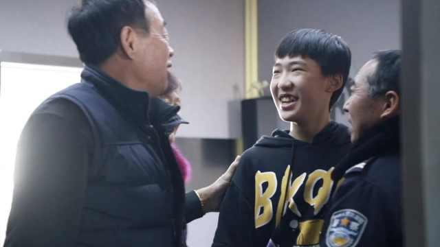 带厌学儿子游走中国的父亲已回家:孩子变化很大,将重返校园