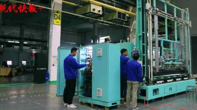 """藏在南京企业里的""""技能大师工作室"""",培养出一流技术专家"""