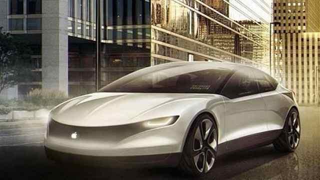 苹果汽车再获专利,手势可指导车辆行进