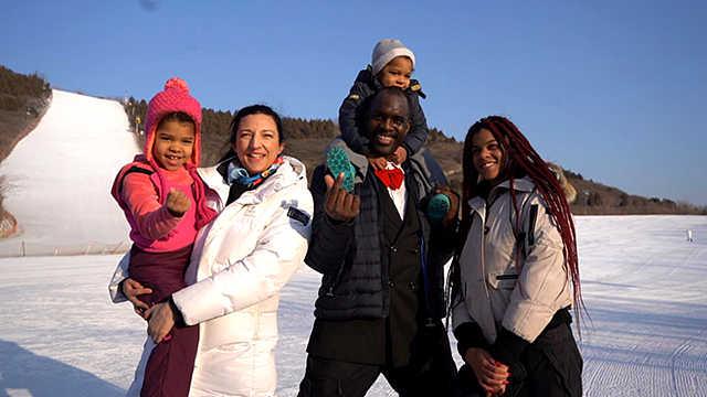 一起看,来自法国的专家服务于北京冬奥会
