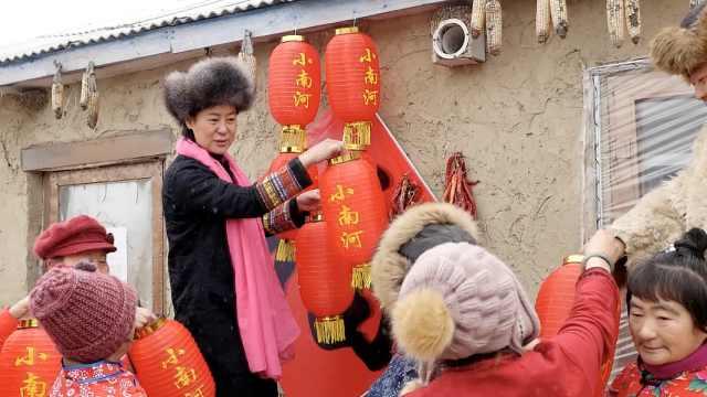 女书记带东北小山村拍段子成网红村:腰包鼓了是硬道理