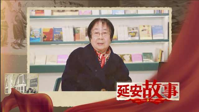 延安故事|毛泽东原秘书之女:开国大典上主席还穿着破毛裤