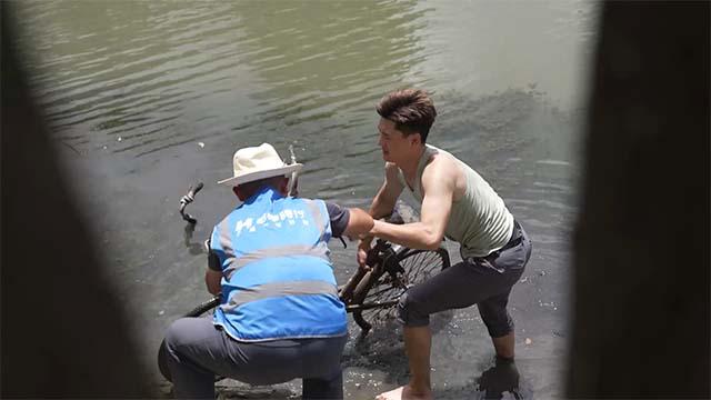 退伍军人做运维员,为找单车爬厂房钻树林下沟渠