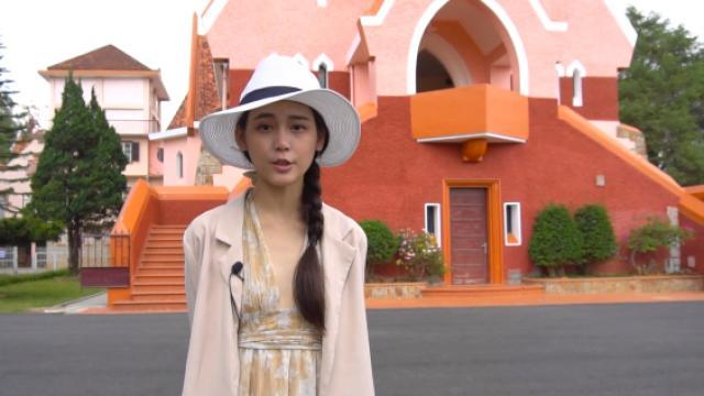 这座漂亮的修道院,游客甚少