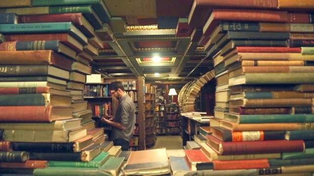 加州最后的书店