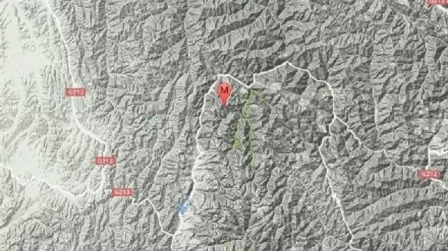 九寨沟县地震 网友表示震感强烈
