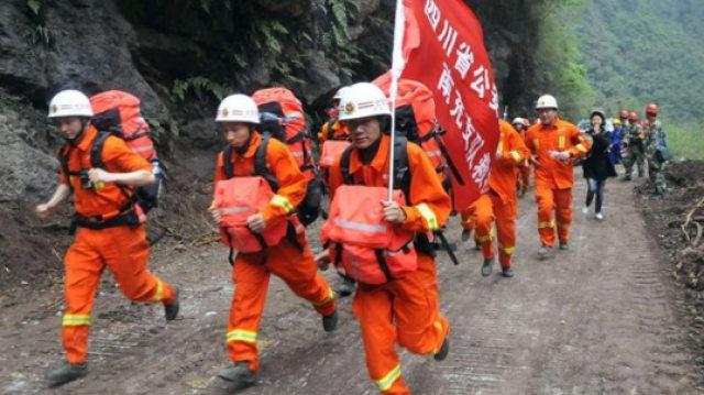 为什么中国救援速度世界第一?