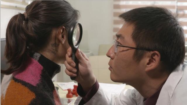 史上最奇葩的耳鼻喉科!