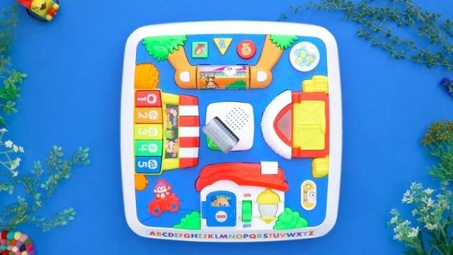 6—36月玩具:小狗皮皮学习桌