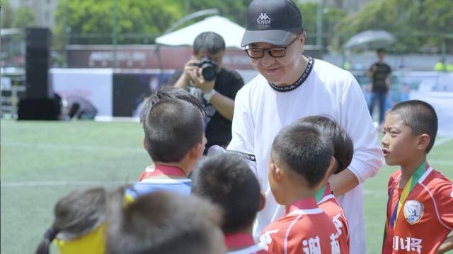中国足球小将最感人的画面在这里!