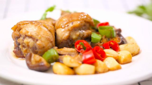 1分鐘教你雞腿創新吃法,絕對好吃