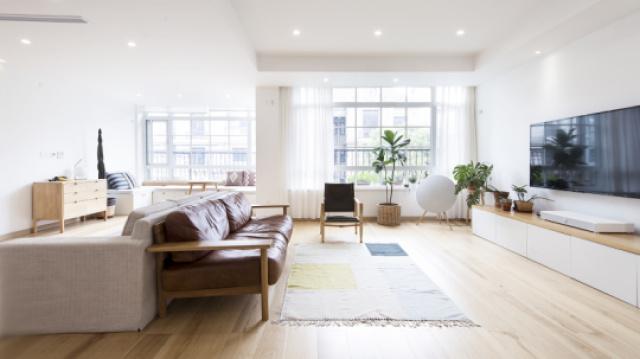 220㎡日系豪宅满足三代人不同需求