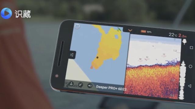 这款软件能让你用手机轻松钓鱼!