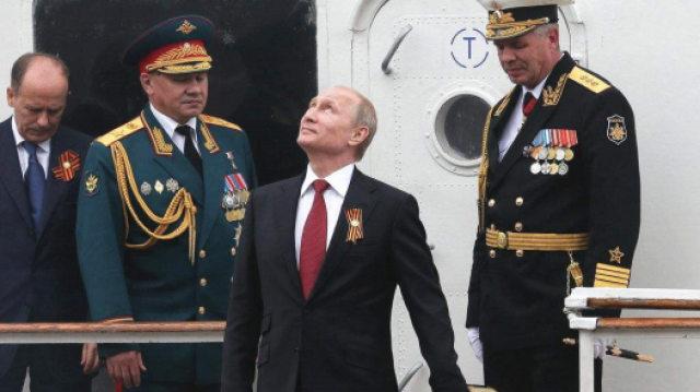 解析中俄海上力量发展