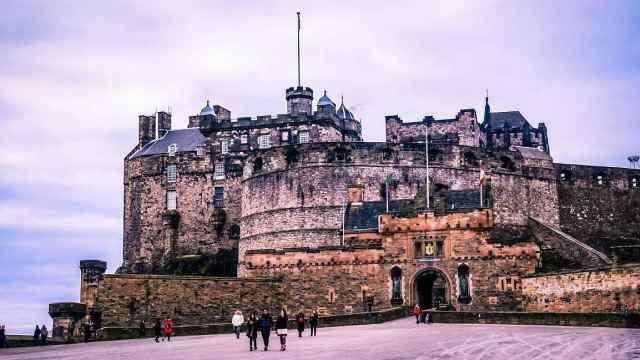 这些城堡你去过吗?英国的最美