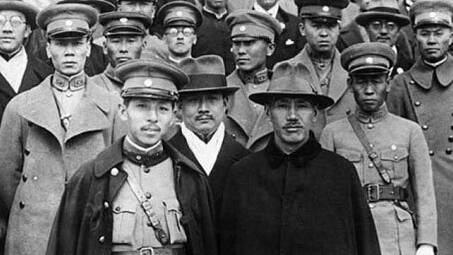 曾经辉煌的东北军为什么突然消失了