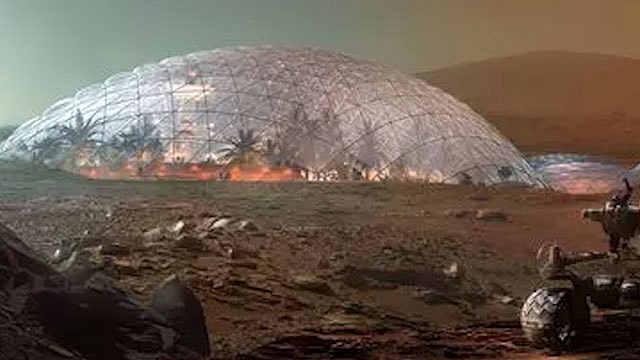 阿联酋计划在地球上建造一座火星城