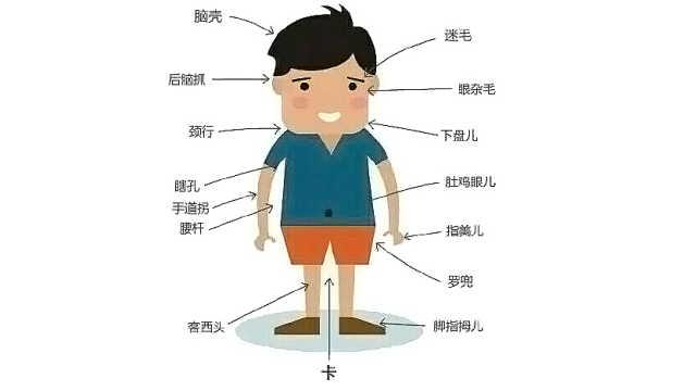 重庆人的身体构造竟然是这样?!