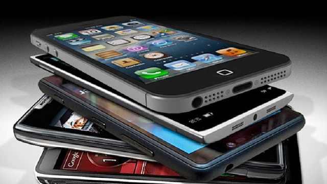 智能手机在中国卖不动了?